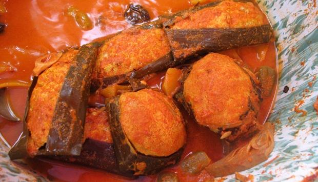Lezatnya Pangek Ikan Sasau Makanan Khas Ombilin