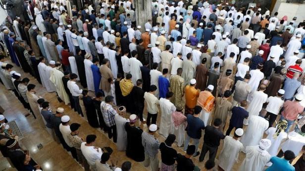 Ini Bacaan Takbir pada Rakaat Salat Idul Fitri dan Artinya