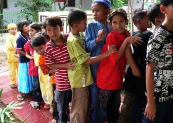 Mengenal Tradisi Manambang saat Lebaran di Kota Padang