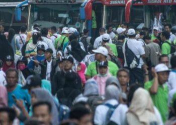 Sering Dengar Kata Mudik? Ini Sejarah Mudik di Indonesia