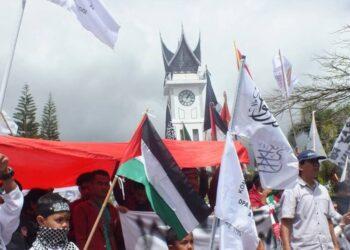 Saat Palestina Bergejolak, Mengapa Masyarakat Minang dan Indonesia Bergerak?