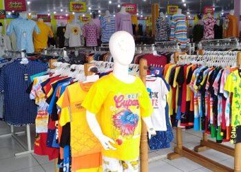 Ini Rekomendasi Toko Berbelanja Baju Lebaran di Kota Padang