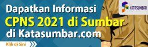Info CPNS 2021 - katasumbar