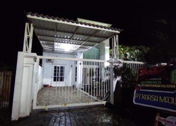 Lokasi perampokan da pembunuhan di Kelok Kuranji, Kecamatan Kuranji, Padang (Ocky A.M)